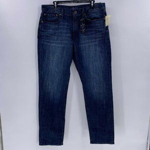 Lucky Brand 121 Heritage slim jeans 36x32 NWT